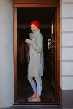 Mikina Olívia so stojakom